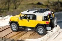 Lego Toyota FJ Cruiser by Pēteris Sproģis 04
