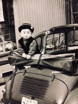 Orix photo contest Subaru 360 open top