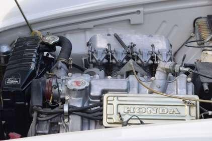 1968 Honda S800 Racing 17