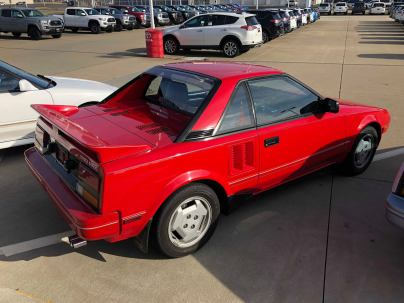 Coad Toyota MR2 AW11 collection trade-in 51