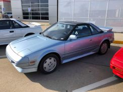 Coad Toyota MR2 AW11 collection trade-in 62