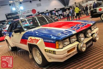 077YI Tokyo Auto Salon 2019 Nissan 240RS 01