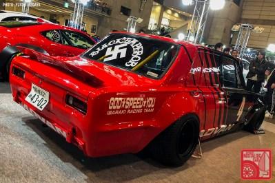 105YI Tokyo Auto Salon 2019 Nissan Skyline C10 Hakosuka Advan Liberty Walk 05