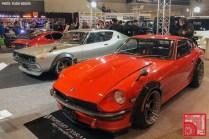 130YI Tokyo Auto Salon 2019 Nissan FairladyZ S30Z & Skyline C110 Kenmeri Speed Forme 01