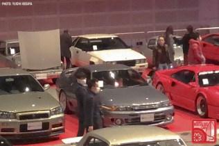 236YI Tokyo Auto Salon 2019 BH Auctions Nissan 240RS R32 Skyline GTR 01