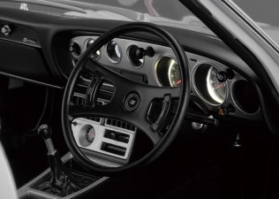 Hachette Toyota Celica Liftback 2000GT model kit dash