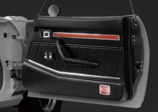 Hachette Toyota Celica Liftback 2000GT model kit door panel
