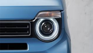 Honda N-WGN 2019 headlight