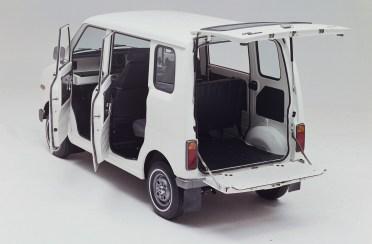 Honda StepVan 1972 004