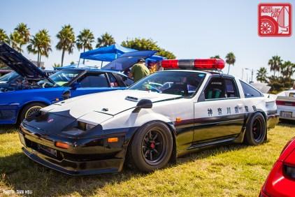 266-DH2839_Nissan 300ZX Z31 police