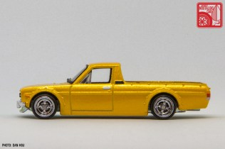 Hot Wheels Datsun Sunny Truck B120 Japan Historics prototype 3488