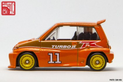 Hot Wheels Honda City Turbo II Japan Historics prototype 3505