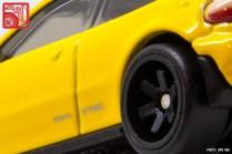 Hot Wheels Honda Civic Hatchback EG prototype yellow 3536