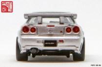 Hot Wheels Nissan Skyline GTR R34 Nismo prototype 3773