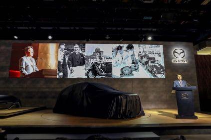 Mazda MX-30 rotary engine Tokyo Motor Show