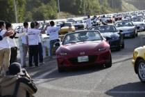 Mazda Roadster 30th Anniversary Miyoshi Proving Grounds Japan 05
