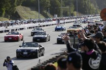 Mazda Roadster 30th Anniversary Miyoshi Proving Grounds Japan 06