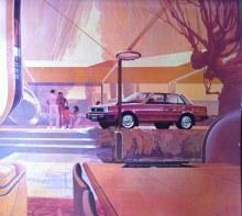 Syd Mead Honda Ballade 02