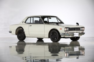 Nissan Skyline GTR KPGC10 BHauction2020-TokyoTerrada white 01