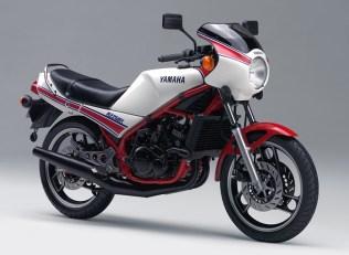 Yamaha RZ250R 1983