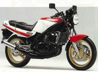Yamaha RZ250R 1988