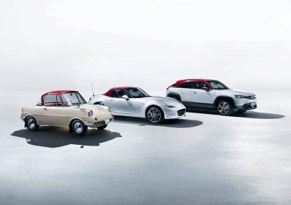 Mazda MX5 Miata ND 100th Anniversary R360 MX30