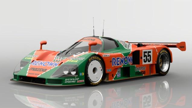 Mazda787B GranTurismoSport