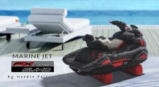 Yamaha Marine Jet FX Cruiser SVHO needle felt 03