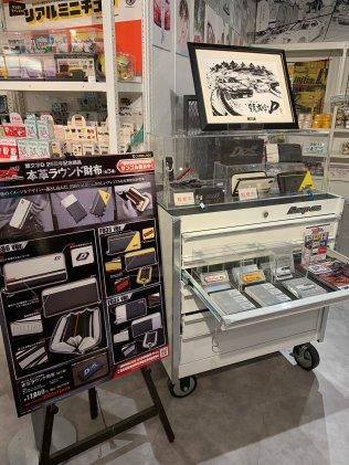 InitialD 25thAnniv Loft Shibuya 02