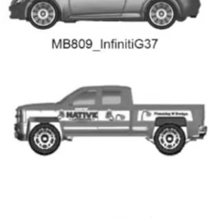 Matchbox 2021 5pk City Sedans