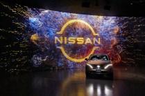 NissanAriya logo splash