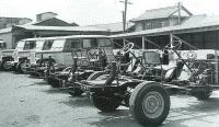 Pajero Manufacturing 1950-01 Gifu Vehicle Factory w