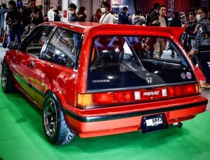 JCCS2020 Honda Civic EA 01 Osaka JDM 02