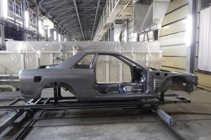 NissanSkylineGTR-R32-NISMORestoredCar 12 paintstripping