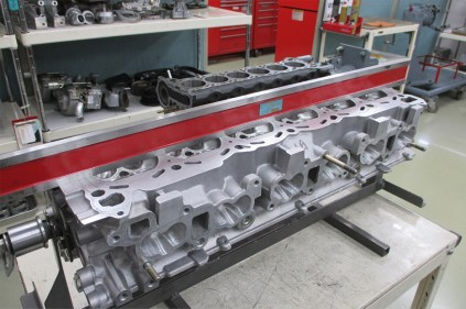NissanSkylineGTR-R32-NISMORestoredCar 25 RB26DETT machining