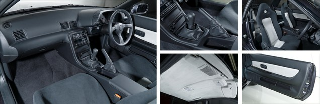NissanSkylineGTR-R32-NISMORestoredCar 34a interior