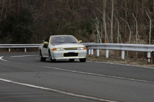 NissanSkylineGTR-R32-NISMORestoredCar 45 test drive