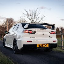 2015 Mitsubishi Lancer Evolution X FQ-440 MR-02