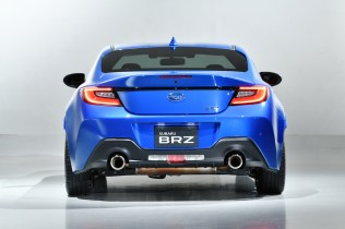 SubaruBRZ 2022 rear