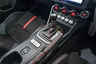 SubaruBRZ 2022 shifter