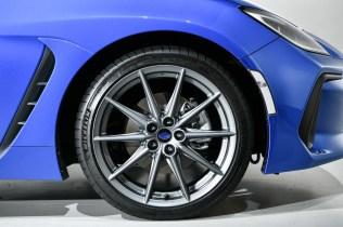 SubaruBRZ-2022 wheel
