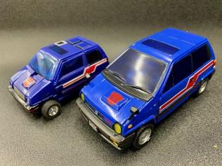 Transformers Masterpiece MP53 Skids Honda City 08