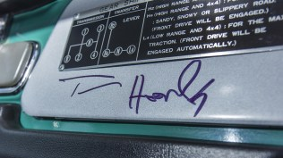 Tom Hanks - FJ40-8