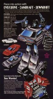 Transformers Omnibots ad