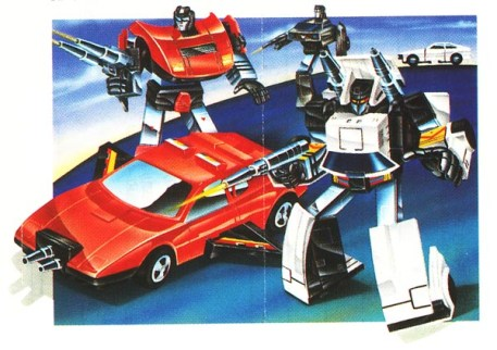Transformers Omnibots