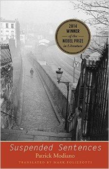 Suspended Sentences: Three Novellas by Patrick Modiano