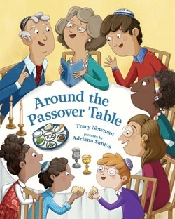 Around the Passover Table by Tracy Newman