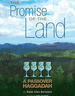 The Promise of the Land: A Passover Haggadah by Ellen Bernstein