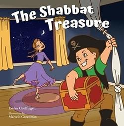 The Shabbat Treasure by Evelyn Goldfinger