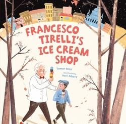 Francesco Tirelli's Ice Cream Shop by Tamar Meir